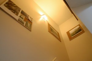 Stairs - Cork for unframed Photos