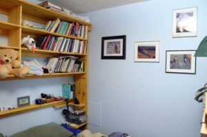 Shelves and Photos